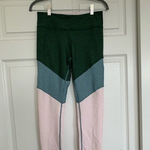 Outdoor voices 7/8 spring leggings size M